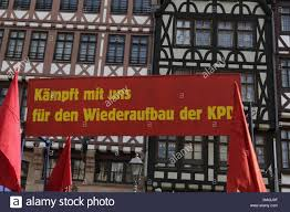 than other german organizations such as by fighting to the death kpd rally stock photos kpd rally stock images alamy
