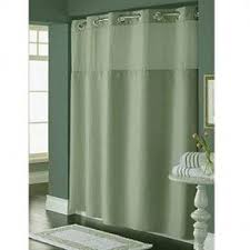 Machine Washable Shower Curtain Liner Hookless Fabric Shower Curtain Foter