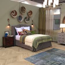 Warwick Bedroom Set Jcpenney We Love This Bedhead And Valance Ensemble Have The Same Made To