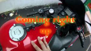 honda cbr 600 motorbike honda cbr 600 motorcycle tank camera gps motorcycle mount youtube