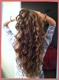hairstyles with perms for middle length hair loose spiral perm for medium length hair before and after right