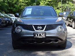 Roof Rack For Nissan Juke by 2014 Used Nissan Juke 5dr Wagon Cvt Sv Awd At Alm Roswell Ga Iid