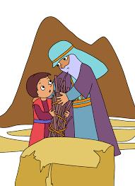 isaac and the sacrifice 3 of 3 abraham and sarah series