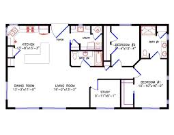 House Plan Ideas by 43 4 Bedroom House Plans 28x40 28x40 House Plans Househome Plans
