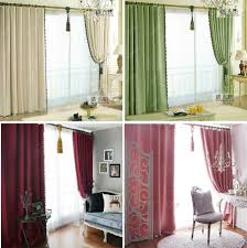 french country bedroom redo with ikea blackout curtain in malaysia