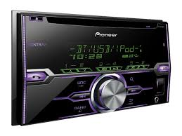 Cd Player With Usb Port For Cars Fh X520ui 2 Din Cd Receiver With Mixtrax Usb Playback Pandora