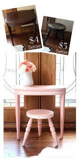 Vanity And Stool Set Kidkraft Princess Vanity Table And Stool Set Table Designs
