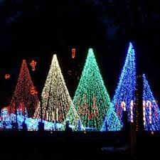 lebanon democrat dancing lights of christmas opens friday