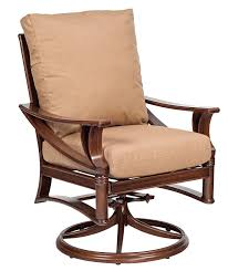 Woodard Cortland Cushion Patio Furniture - arkadia cushion swivel rocker woodard furniture