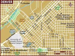 map us denver map of denver