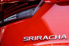 lexus cars gold coast lexus heats up l a auto show with sriracha is show car motor trend