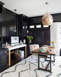 Home Office Furniture Black by Office Ideas Black Home Office Design Black Wood Home Office