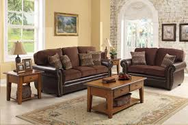 living room fantastic brown leather living room furniture with
