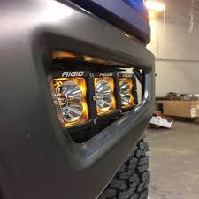 ford raptor fog light kit 2017 2017 ford raptor lighting custom brackets raptor lighting kit