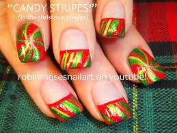 robin moses nail art cutest nail art for christmas cute