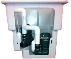 Basement Water Pump by Sump Pump System Submersible And Battery Back Up
