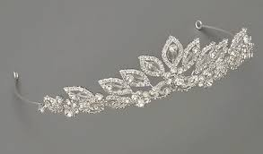 tiaras uk tiaras jewellery tiara 7109 silver or gold bridal evening