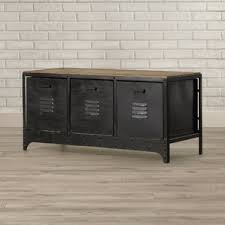 drawer equipped storage benches you u0027ll love wayfair