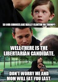 Libertarian Meme - the libertarians are coming imgflip