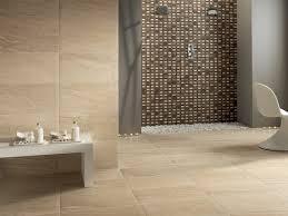 badezimmer in braun mosaik badfliese beige braun cabiralan