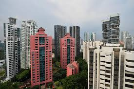 singapore private home and condo rents slip 1 hdb flat rents