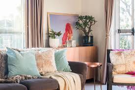 house tour an interior stylist u0027s boho home on a budget