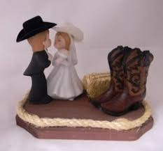 cowboy cake toppers western wedding cake toppers and western wedding cake ideas