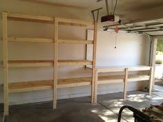 how to build custom garage shelves living with a boy pinterest