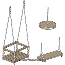 Woodworking Plans For Child S Table And Chairs by Swing Seats Plans