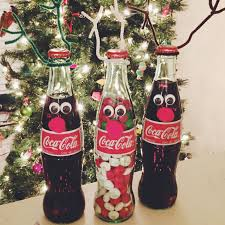 diy reindeer bottles brownies small towns city lights