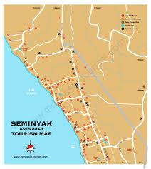 carte bali seminyak indonesia tourism travelling