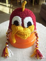 44 best crochet va tech images on virginia tech knit