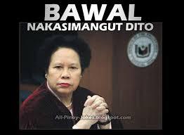 Meme Photos Tagalog - funny senator mirriam santiago meme super cute u