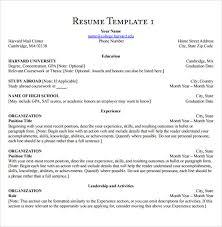 Resume Application Form Sample by Sample Scholarship Application Job Application Cover Letter 8