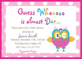 ideas for baby shower invitations u2014 all invitations ideas