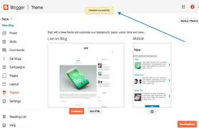how to install blogger template 2018