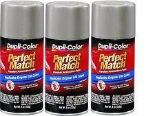 dupli color silver automotive touchup u0026 spray paint ebay