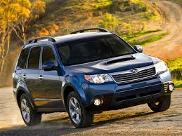 subaru crossover 2012 forester 3rd generation forester subaru database carlook