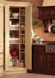 Kitchen Corner Cabinets Corner Kitchen Pantry Cabinets Ideas Http Kaamz Com Corner