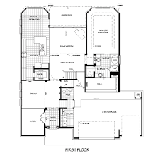 alamo floor plan mustang alamo ranch san antonio texas d r
