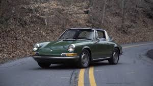 1969 Porsche 912 Targa Irish Green Www Legendcarco Com Youtube