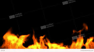 fire burning bottom stock animation 63139