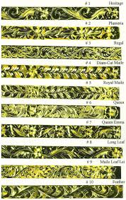 traditional scroll patterns royal hawaiian heritage jewelry