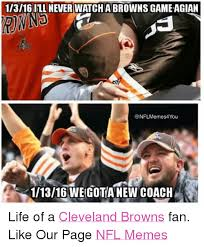 Cleveland Brown Memes - 25 best memes about browns fan browns fan memes