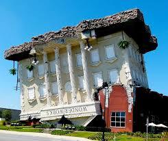 Wonderworks Upside Down House Myrtle Beach - upside down house panama city beach home decorating interior