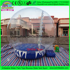 china manufacturer yard snow globes