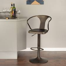 astra metal adjustable stool free shipping today overstock com