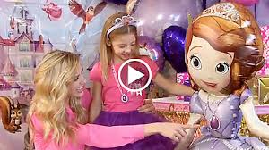 sofia the first party ideas party city