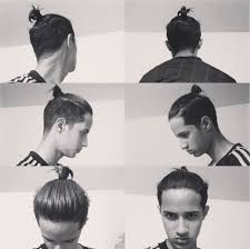 phairstyles 360 view epic top knot undercut hairstyle in 3d picture man bun hairstyle