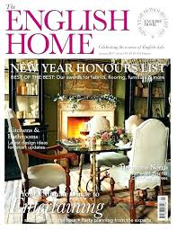 home decorating magazine subscriptions extraordinary home decor magazines home decorating magazines